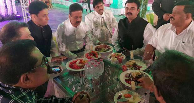 nti-newsbjp-minister-mla-police-official-wedding-dawood-ibrahim-niece
