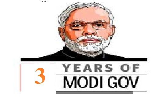 nti-news-3year-of-modi-government- in- india