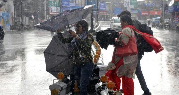 Guidelines for heavy rain warning in Uttarakhand